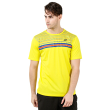 YONEX Lee Chong Wei Tshirt Badminton - Light Yellow