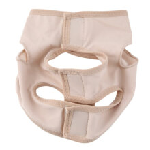 [COZIME] Female Face Slim Mask Delicate Facial Slimming Bandage Cheek Lift Up Belt Nude Color1  M