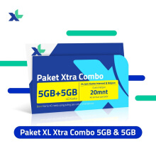 XL Xtra Combo 5GB + 5GB (Youtube) + Starter Pack