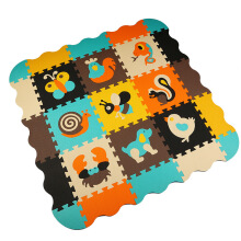 Jantens Numbers/animal mei qi cool baby EVA foam play mat/puzzle floor mat