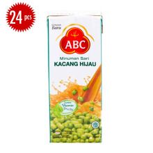 ABC HEINZ Mung Bean Drink Carton 250ml x 24pcs