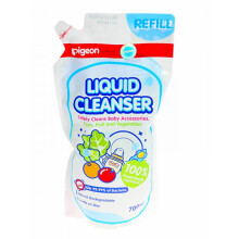 Pigeon Liquid Cleanser Refill Pack 700ml
