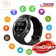 PEKY Y1 Round Screen Smart Watch Adults Wearable Devices Support SIM Card Bluetooth For Android For iOS