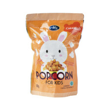 [free ongkir]ABE FOOD - Popcorn For Kids CARAMELO - 80 Gr