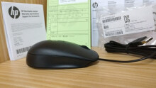 Gado Gado IT - Hp Wired Optical Mouse Usb Qy777Aa / Hp Usb Mouse Optical Original