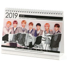 BTS GOODS 2019/2020 DESK CALENDAR