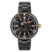 Expedition E 6727 MD BGPBA Man Black Dial Black Stainless Steel [EXF-6727-MDBGPBA]