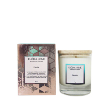 EUÓDIA HOME Feuille Travel Soy Scented Candle 60 g