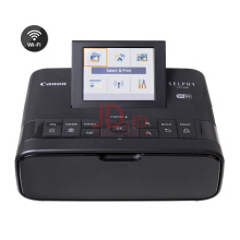 CANON SELPHY Compact Photo Printer CP1300 - Black