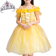 Anamode Girls Dress Fluffy Frocks Strap Ball Gown Cosplay Clothes Princess Dresses -