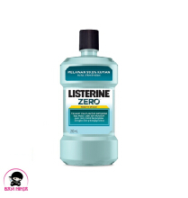 LISTERINE Zero Mouth Wash Penyegar Pembersih Mulut 250 ml