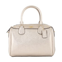 COACH 21508 Mini Metallic Bennett Bag (COA01756B) Gold