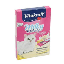 VITAKRAFT milky melody 7x10 gr cat milkcream with cheese