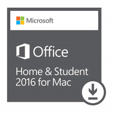 Microsoft Office Home & Student 2016 for Mac
