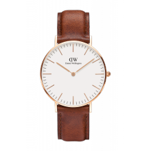 Daniel Wellington Classic St Mawes 36mm Rose Gold