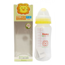 Simba PP Wide Neck Feeding Bottle - 330ml