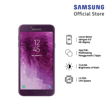 SAMSUNG Galaxy J4 [2/32GB] - Purple