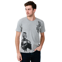 MARVEL Antman Tee Ant W30 - Heather Grey