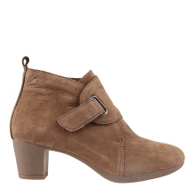 Hush Puppies Labella Maci In Brown Nubuck