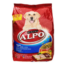 ALPO 1.5 kg adult chicken. liver and vegetable