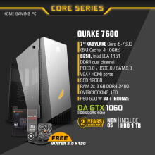 DIGITAL ALLIANCE QUAKE 7600 Gaming PC