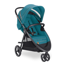 GB Biris Air3 Stroller - Capri Blue Turqouise