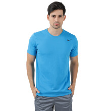 NIKE As M Nk Dry Tee Dfc 2.0 - Equator Blue/Blue Gale/Htr/Black