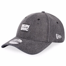 NEW ERA NE x Run DMC - Logo NYC Black Indigo Denim (9Twenty/Strapback) [All Size] 11542457
