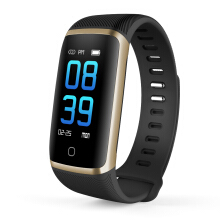 KYM Q16 IP68 Waterproof Smart Wristband Color Screen Bracelet Heart Rate Monitor Fitness Tracker Smart Bracelet