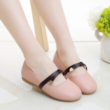 SiYing Korean version of the bow princess shoes girls shoes