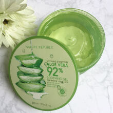 NATURE REPUBLIC 92% ALOEVERA SOOTHING GEL