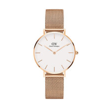Daniel Wellington Classic Petite Melrose White - Gold [B32R1] - 32mm