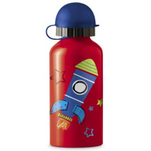 [free ongkir]Crocodile Creek Stainless Steel Bottle Rocket - 400 ml