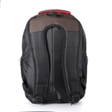 BLACKKELY - TAS RANSEL / BACKPACK KASUAL PRIA - LWH 962  - BLACK