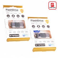 BRADER PARTS Flashdrive Eksternal Memory iPhone Android 32 GB