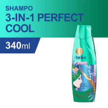REJOICE Shampoo 3-in-1 Perfect Cool 340ml