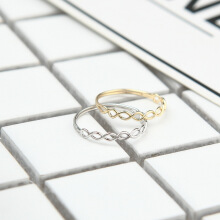 lukfook cincin titanium simple