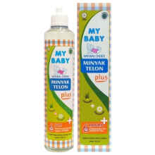 My Baby Minyak Telon Plus 150Ml Anti Nyamuk