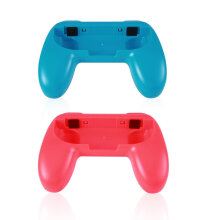 COZIME TNS-851 2PCS Game Controller Grips Console Joy-con For Nintendo Switch Red Blue