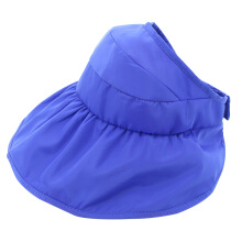 SiYing fashion Ms. collapsible beach UV protection big edge caps parent-child models