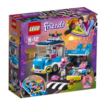 LEGO Friends Heartlake Service & Care Truck 41348