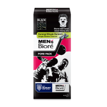 MEN'S BIORE Pore Pack Black (Isi 6 pcs @4 strip)