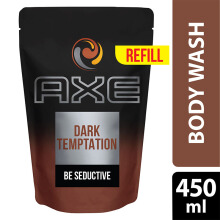 AXE Body Wash Dark Temptation Pouch 450ml