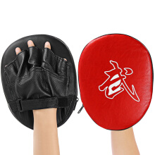 Shengmeiid 1pcs Focus Boxing Punch Mitts Training Pad for MMA Karate Muay Thai Kick Multicolor