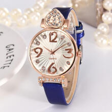 PEKY Flowers Rose Gold Girls  Bracelet Watch