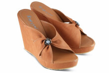 WOMEN WEDGES & HEEL KASUAL WANITA - GF.3202