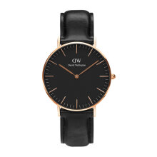 Daniel Wellington Classic Black Sheffield - 36mm