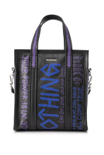 Balenciaga Graffiti Bazar Shopper XS