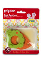 Pigeon Teether Fruit New