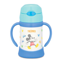 THERMOS Disney's Junior Mickey Mouse Infant Straw Mug (FHI-250DS)